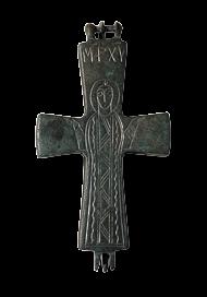 Крест энколпион Византия