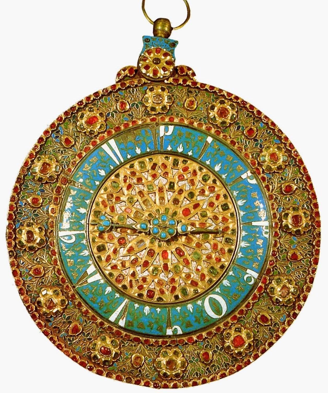 Часы турецкой работы 17 в