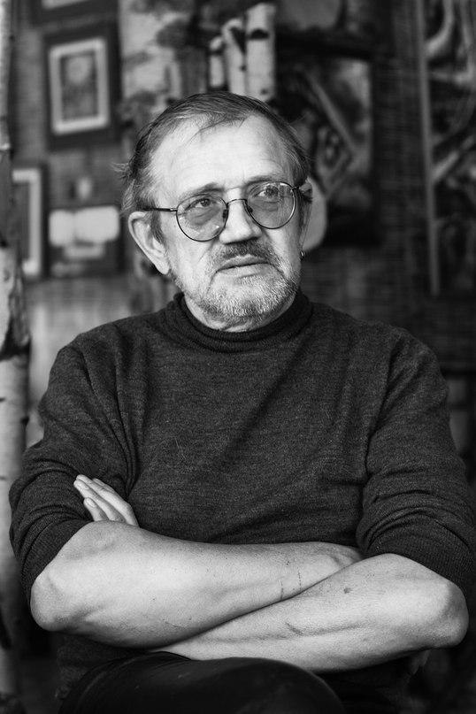 Виктор Кобзев профессиональный художник